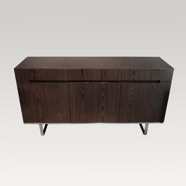 mueble de guardado en nogal