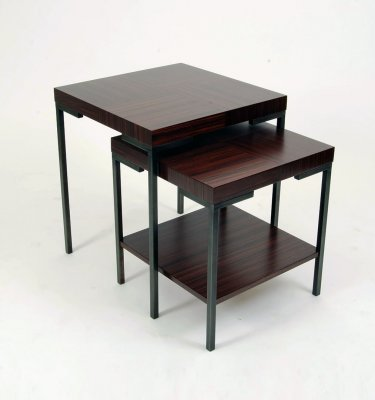mesa baja auxiliar de diseño