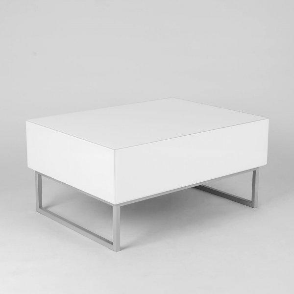 mesa baja de diseño laqueada