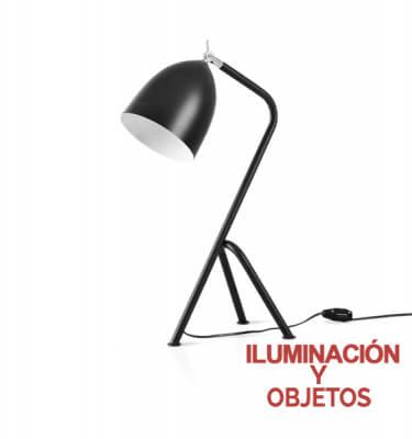 Iluminación y objetos