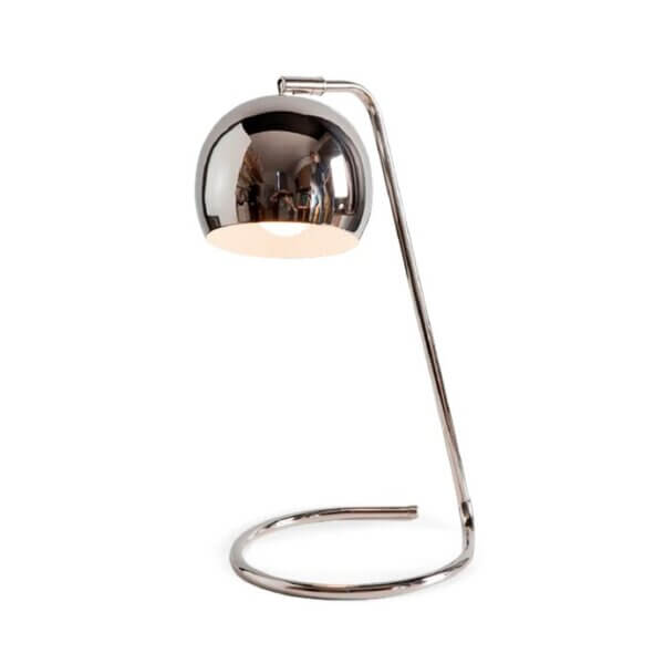Lámpara de mesa Onion Niquel